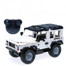 Double Eagle: Land Rover – building blocks – RC (C51004W)