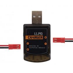 UDIRC USB charger για το Drone U818A HD 1S