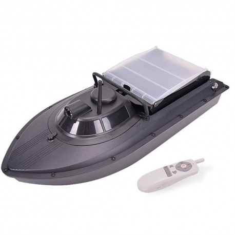 JABO-2AD 620mm 2.4G Fishing Bait Rc Boat GPS Navlgation W/ Double 380 Brushed Motor