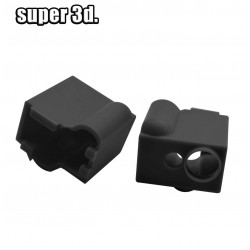1pcs Volcano Silicone Socks 3D Printer Parts e3d Heated Block V6