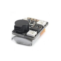 SKYSTARS Finder Buzzer 80DB Built-in Battery with WS2812 Light for RC Drone FPV Racing