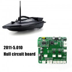 2011-5.010 Hull Circuit Boards Flytec 2011-5 Intelligent Remote Control Fishing Bait Boat Parts