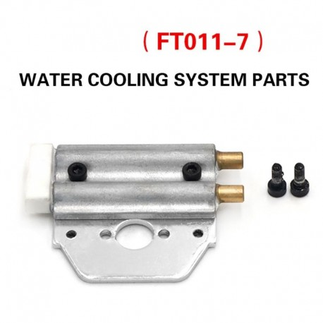 Alloy Water Cooling System Parts for Feilun FT011-7 RC Boat Replacements Kits