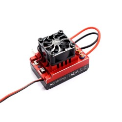 Flycolor A-CW160003-A1A1 160A Partial Waterproof Brushless ESC For 1/10 Buggy Crawler RC Car
