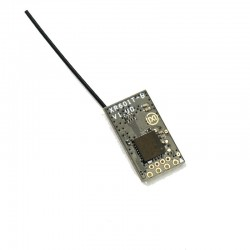 URUAV XR601T-B3 16CH Telemetry Mini Receiver w/ RSSI Support Fport Compatible Frsky D16