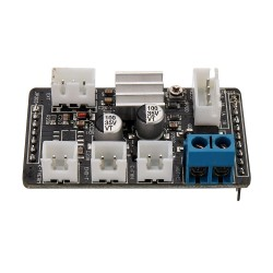 Double Nozzle Module 3D PrinterTthermal Resistance Extension Module Support Dual Extruder for ChiTu F-Motherboard