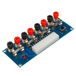 Desktop Computer Chassis Power Supply Module ATX Transfer Board Power Output Terminal Module