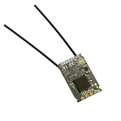 XR602T-C2 14CH SUBS Mini Receiver Support Telemetry RSSI Compatible Flysky AFHDS-2A