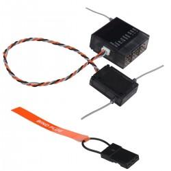 8CH High Speed Mini Receiver Support DSM2 DSMX For Spektrum DX7s DX8 DX9 Satellite