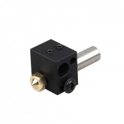 Newly 3D Printer Accessories BP6 Extruder Kit 1.75mm Nozzle High/Low Temperature