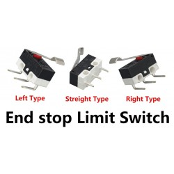 End stop Micro Limit Switch for I3 Delta Kossel Makerbot Printer RAMPS 1.4