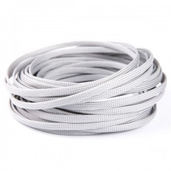 6mm Snakeskin Net Braided Protection Rope for Brushless ESC 1M RC Multirotor FPV Racing Drone