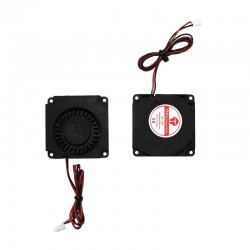 TWO TREES® 12V 4010 Blower 40x40x10mm Brushless Cooling Fan with Air Guide Nozzle for 3D Printer