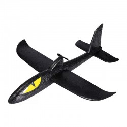 Electric Hand Throw Toy 36cm EPP Foam DIY Plane Toy Model