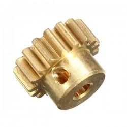 Wltoys 12428/12423 1/12 RC Car Spare Parts 17T Motor Gear 0088