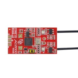 X-BOSS AC2000 RC Mini Dual-core Tri-mode RSSI Receiver Output S.BUS Support S-FHSS D16 Non-EU D16 EU-LBT for RC Drone