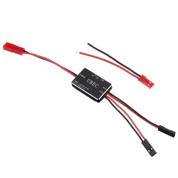 2 in 1 5V/12V 3A UBEC Voltage Stabilizer Step Down Module for 2-6S Lipo Battery