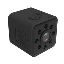 Quelima SQ23 Professional 30m Waterproof HD Night Vision 155° Wide-Angle Sport Camera