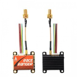 AKK Race Ranger Smart Audio 200mW/400mW/800mW/1600mW Power FPV Transmitter w/ SMA Adapter Long Range