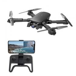 FALCON 1808 WIFI FPV With 4K Wide Angle Camera Optical Flow Altitude Hold Mode Foldable RC Drone Quadcopter RTF