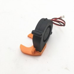 funssor DC 5015 50mm Blow Radial Cooling Fan Sleeve Bearing for Prusa I3 MK3 3D Printer Parts