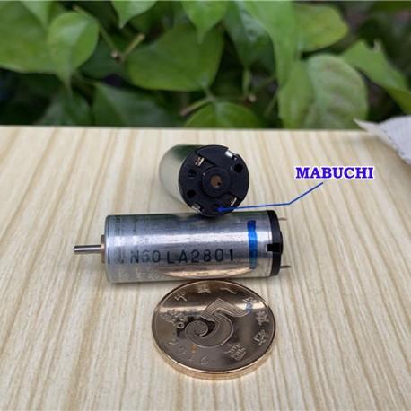 MABUCHI N60 12mm*30mm DC 1.5V-3V 16500RPM High Speed