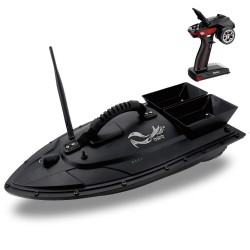 Flytec V500 50cm Fishing Bait RC Boat 500M Remote Fish Finder 5.4km/h Double Motor