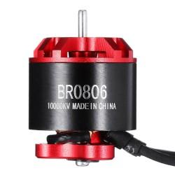 4PCS Racerstar BR0806 10000KV 1-2S Brushless Motor for Whoop FPV Racing Drone