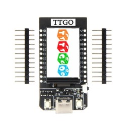 TTGO T-Display ESP32 CP2104 WiFi bluetooth Module 1.14 Inch LCD Development Board LILYGO for Arduino