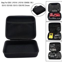 RC Drone E58 / JY018 / JY019 / X-PRO Foldable RC FPV Drone Handbag Carrying Bag Box Drone Quadcopter