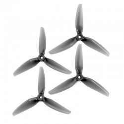 HQProp DP5.1X4.1X3 3-blade 5.1Inch Poly Carbonate POPO Propeller 2CW+2CCW