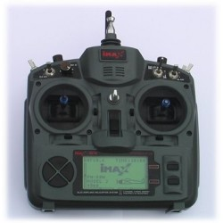 iMAX 9-CH 35MHZ Transmitter w/receiver 9x