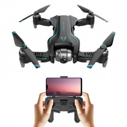 S20 Traveler Pro WIFI FPV With 4K HD Camera GPS Positioning Mode Intelligent Foldable RC Drone Quadcopter RTF