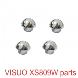 VISUO XS809W XS809HW XS809 RC Drone Spare Parts Blade Covers Propeller Fixed Cap