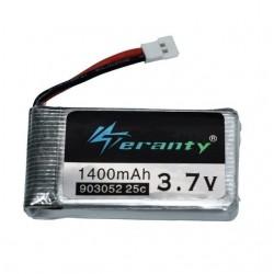 3.7V 1400mAh 25C Lipo Battery for Syma X5 X5C