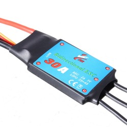 Double Sides Brushless ESC 30A Underwater Thruster RC Car Boat Parts