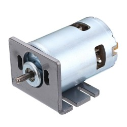12-24V 13000/26000rpm 885 High Speed DC Motor/Motor Bracket Large Torque Ball Bearing Motor Motor Frame