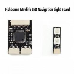 Mavlink LED Navigation Light Board for Pixhawk APM2.6/2.8 2/3/4/5 Pixracer NAVIO2 PXFmini Flight Controller RC Drone