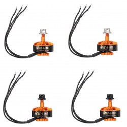 4 PCS Eachine Tyro99 210mm RC Drone 2206 2150KV 3-5S Brushless Motor