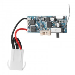 XLH 9120 1/12 2.4G 38km/h Desert Off Road RC Car Part 2.4G Receiver Board 15-DJ04