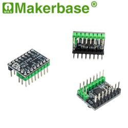 Makerbase MKS TMC2209 2209 Stepper Motor Driver StepStick 3d printer parts 2.5A UART ultra silent