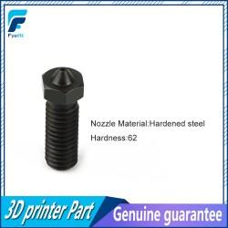 Hardened Steel Volcano Nozzles For High Temperature 3D Printing PEI PEEK Carbon Fiber Filament For E3D Volcano Hotend