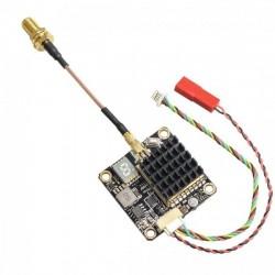 AKK FX2-Dominator 250mW/500mW/1000mW/2000mW Switched Smart Audio 5.8Ghz 40CH FPV Transmitter With MIC