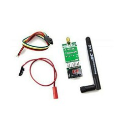 ImmersionRC GetFPV 2.4GHz 700mw A/V FPV Transmitter for Fat Shark Goggle Airplane Drone (US Version)