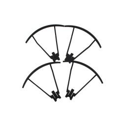 4Pcs VISUO XS809HW XS809W RC Quadcopter Spare Parts Blade Propeller Guard