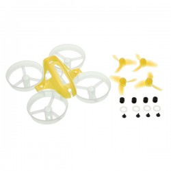 31mm Propellers 65mm Frame Kit Sets For KINGKONG/LDARC Tiny6 Inductrix Tiny Whoop Racing Quadcopter