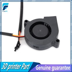 Prusa i3 MK3 3D Printer Parts DC 5V 5015 50mm Blow Radial Cooling Fan Hydraulic Sleeve Bearing Front Print Fan Cooler Radiator