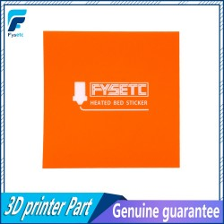 1pc 220x220mm Frosted Hot Bed Sticker For Wanhao i3 Anet A8 A6 TEVO Ender 5 Surface Sticker