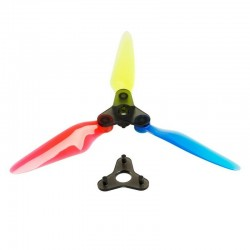 """Dalprop Fold Series 5.1"""" Folding Propellers Smooth DIY FPV Prop Compatible POPO for FPV Racing RC Drone"""