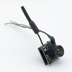 EWRF 7082VR 5.8G 48CH 25mW/100mW/200mW/OFF Power Adjustable AIO FPV Transmitter for FPV RC Drone